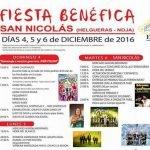 Fiestas de San Nicolás en Helgueras-Noja
