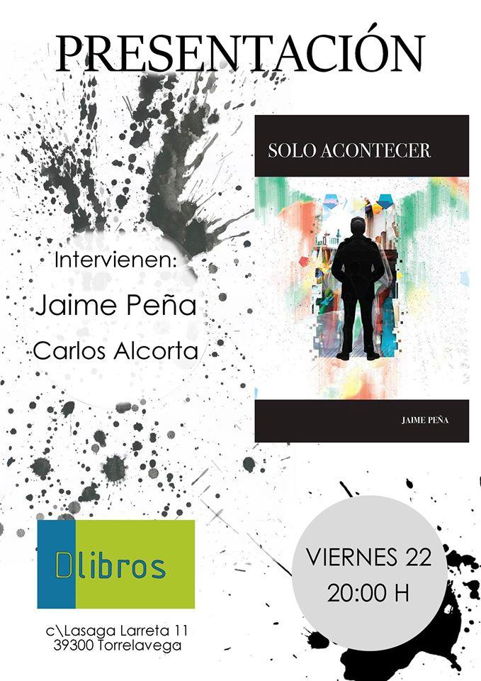 Presentaci n de poemario en dlibros en torrelavega mi plan hoy - Librerias torrelavega ...