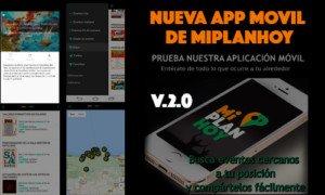 banner app móvil 2.0 miplanhoy