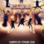 Campus Escuela de Rock en Escenario Santander
