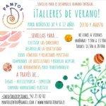 Talleres de Verano para niños en Pantos en Santander