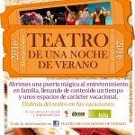 Teatro de una Noche de Verano en Oruña 2016