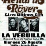 Concierto de Hendrik Rover en La Veguilla