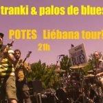 Concierto de Tranki y Palos de Blues en Potes