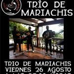 Concierto de Trio de Mariachis en The Tavern en Meruelo