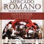 Festival Romano de los Santos Martires en Santander 2016