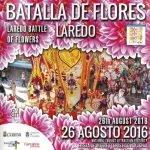 Fiestas Batalla de Flores de Laredo 2016