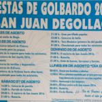 Fiestas de Golbardo 2016