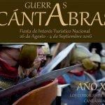 Fiestas de Las Guerras Cantabras en Ls Corrales de Buelna 2016
