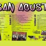 Fiestas de San Agustin en Villasevil de Toranzo 2016