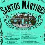Fiestas de Santos Martires en Unquera y Bustio 2016