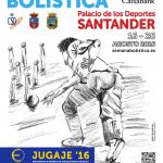 Semana bolistica en el Palacio de Deportes de Santander