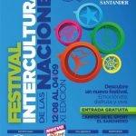 Festival intercultural de las Naciones 2016 Santander