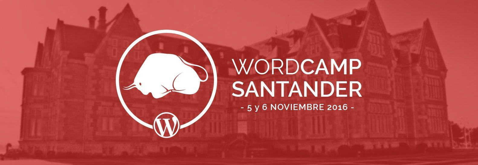 WordCamp Santander 2016 en el Palacio de la Magdalena de Santander