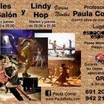 Clases de Baile en espacio Espiral de Santander