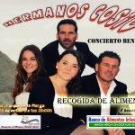 Concierto Benéfico de Hermanos Cosio en La Marga de Santander