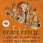 Concierto de Luz Odey & Co en el Canela de Santander