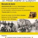 Exposición de Fotos antiguas en el Mercado de Sarón