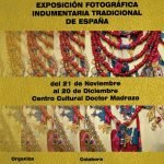 Exposición fotográfica indumentaria tradicional de España en Santander