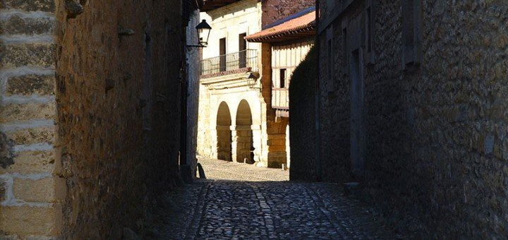 Calle de Santillana del Mar