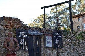 Museo de la tortura, Santillana