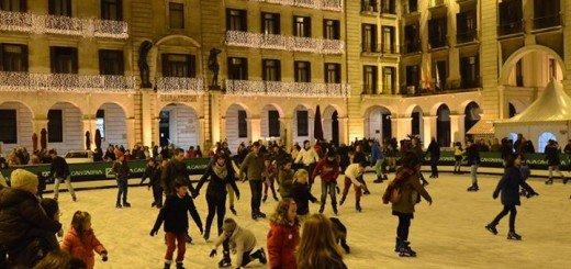 Pista de Hielo en Santander