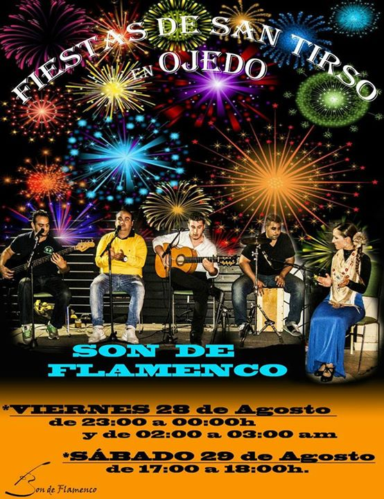 Concierto de son de flamenco en ojedo miplanhoy for Conciertos madrid hoy