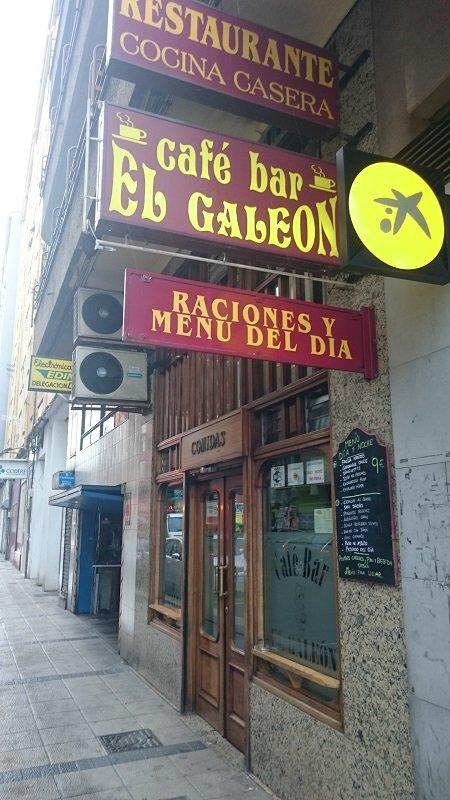 El Galeón Café Bar