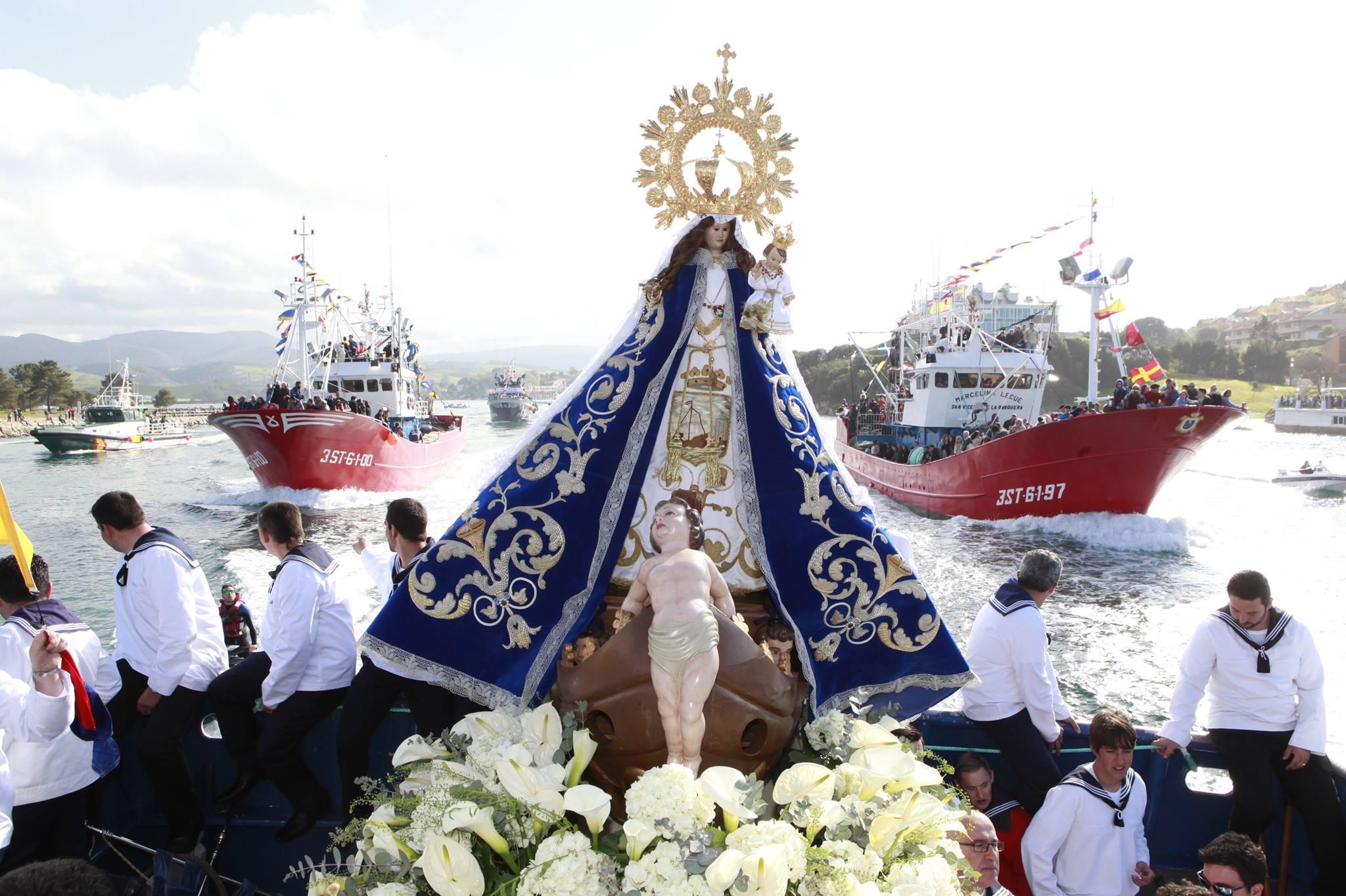 Fiestas de La Folía 2016 en San Vicente de la Barquera