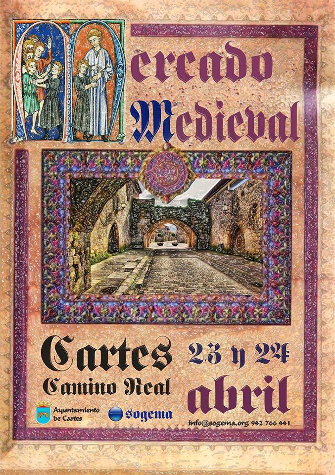 Mercado Medieval En Cartes 2016 Miplanhoy Agenda De