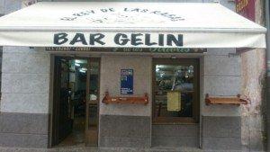 Bar Gelín, El Rey de las Rabas