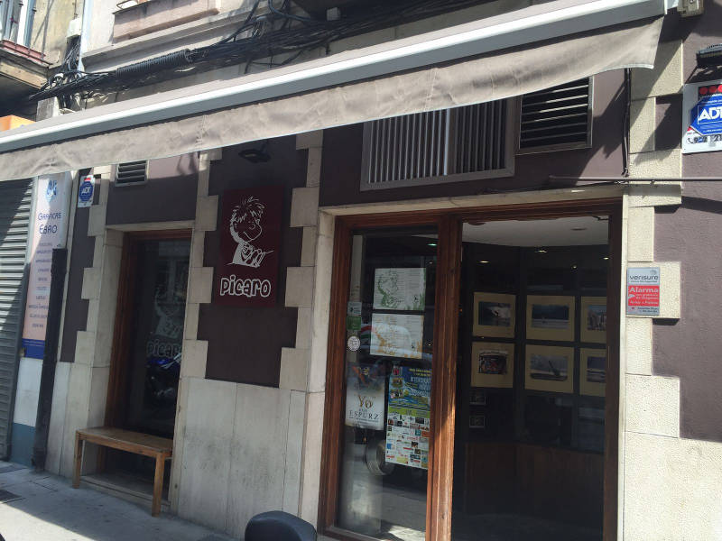 Restaurante el Pícaro