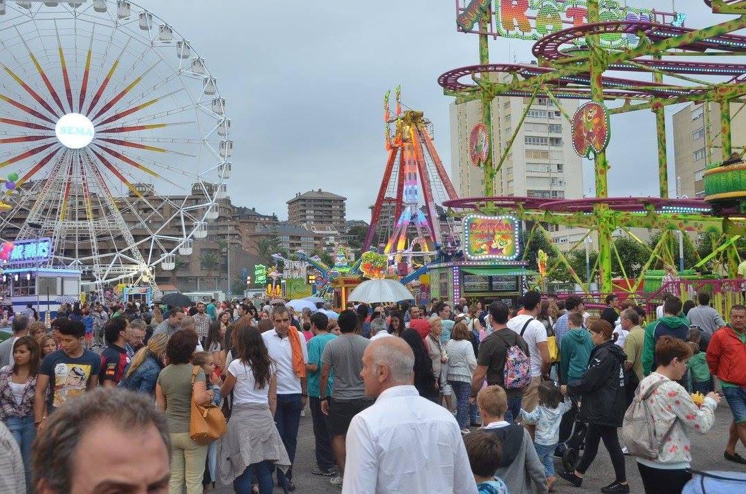 D a del ni o 2016 en las ferias de santiago en santander for Concierto hoy en santiago