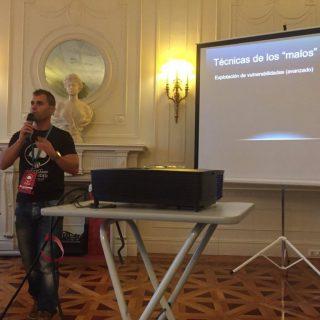Presentación Presentacion Tomás Sierra WordCamp Santander 2016