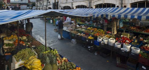 Mercadillos semanales en Cantabria