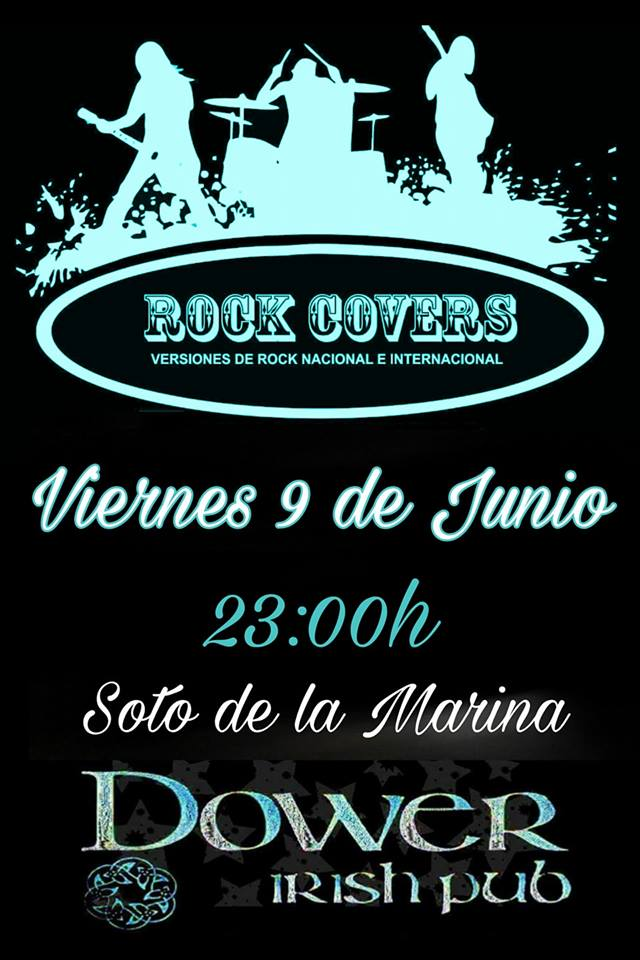 Concierto de rock covers en el dower de soto de la marina for Conciertos madrid hoy
