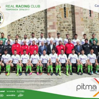 Sorteo 2 Posters oficiales Real Racing Club Santander