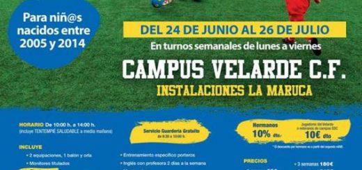 Campus Velarde CF 2019