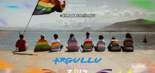 Dia del orgullo en Santander 2019