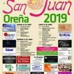 Fiestas de San Juan en Oreña 2019