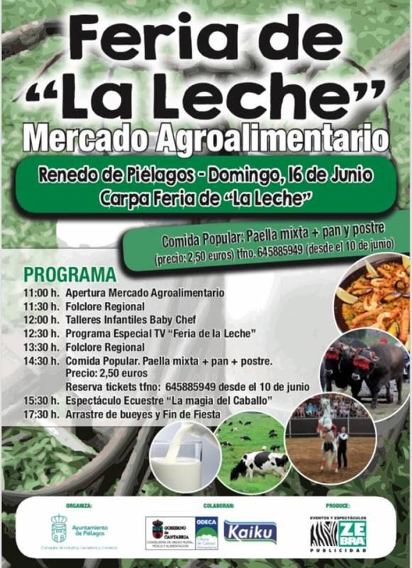 Feria de la Leche 2019 – Renedo de Piélagos