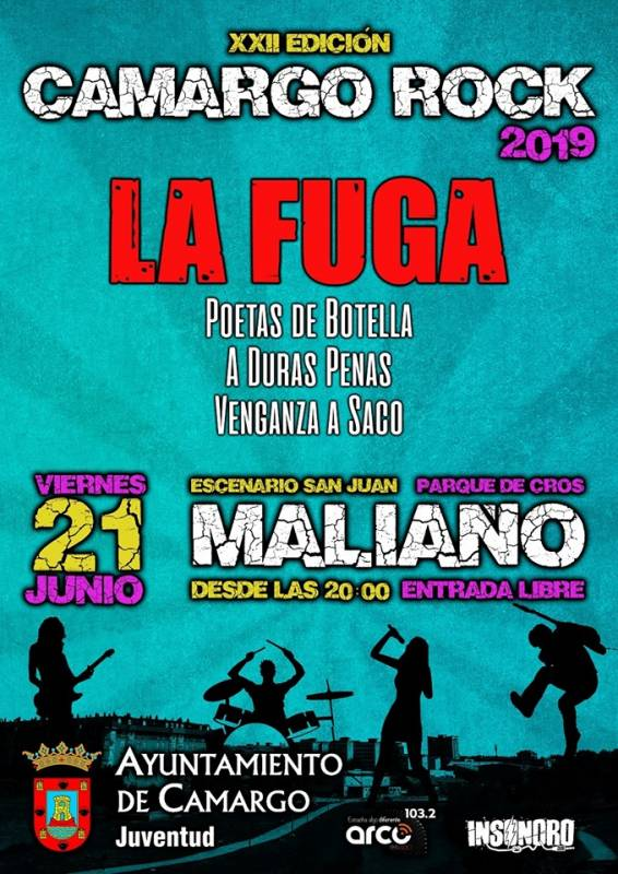 Festival Camargo Rock 2019