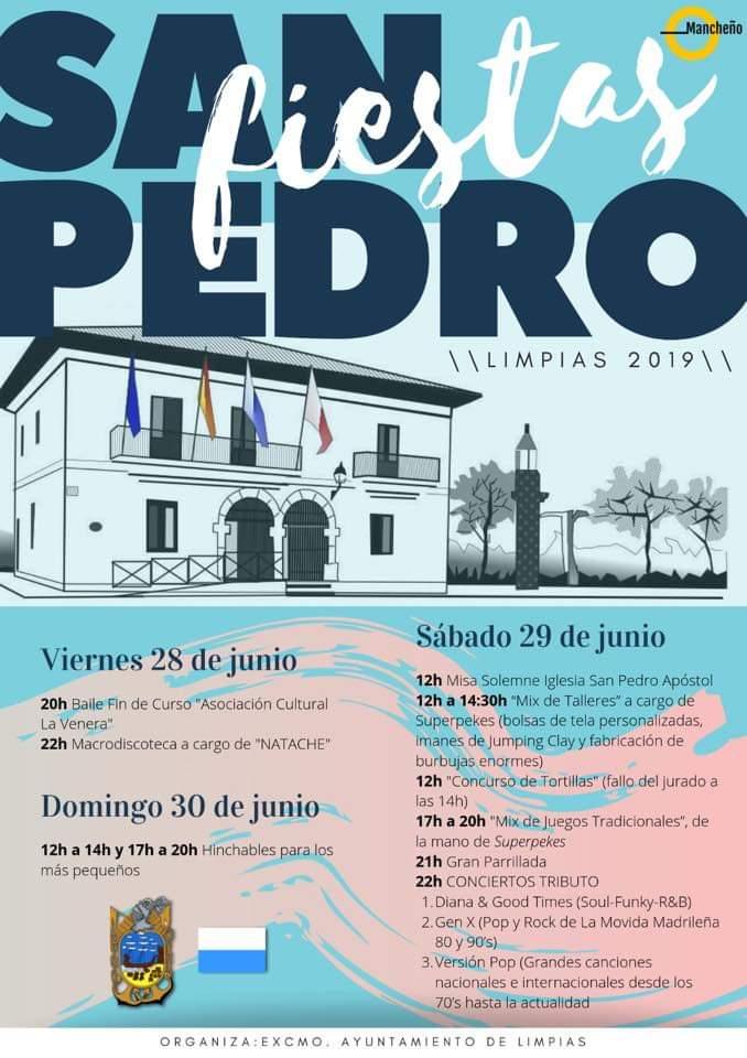 Fiestas de San Pedro en Limpias 2019
