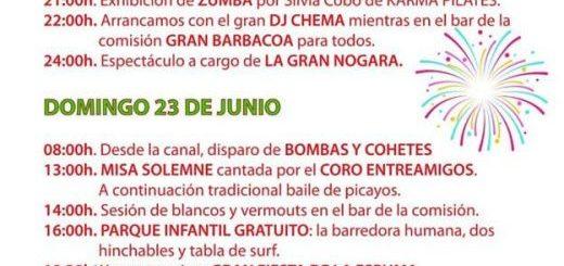 Fiestas del Corpus Christi 2019 en Ucieda