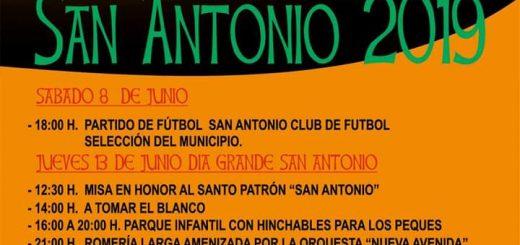 Fiestas de San Antonio 2019 Entrambasaguas