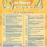 Fiestas del Barrio de Monte 2019