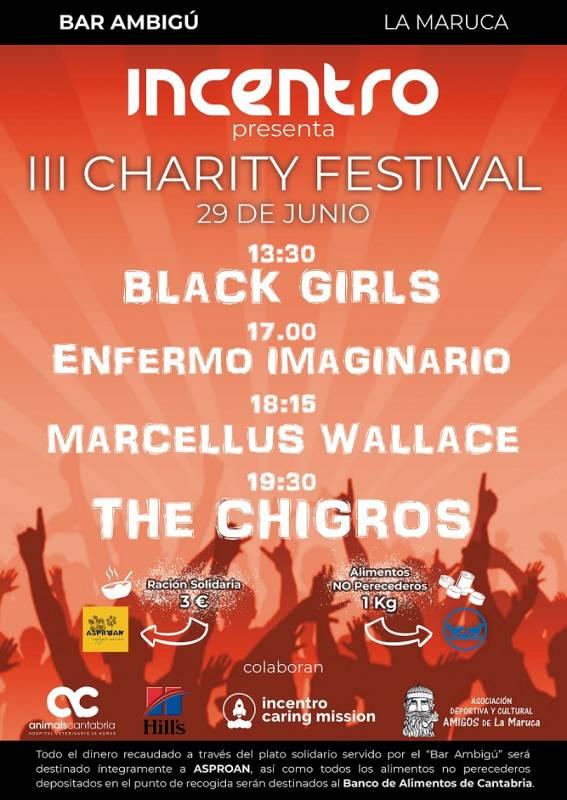III Incentro Charity Festival