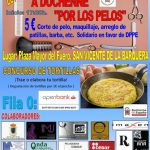 """Jornada solidaria A Duchenne """"Por los pelos"""""""