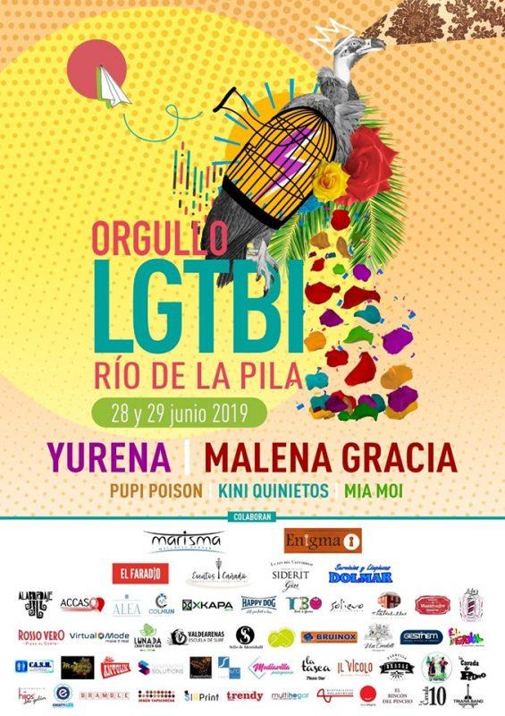Orgullo LGTBI - Río de la Pila - Santander