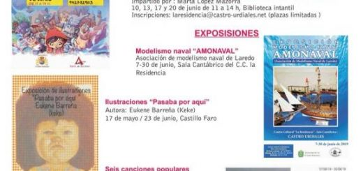 Actividades y planes para el mes de junio en Castro Urdiales
